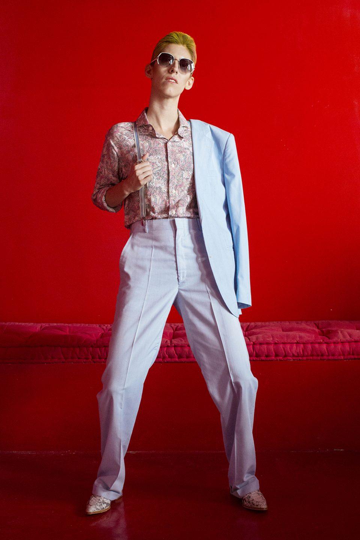 Moda Bowie